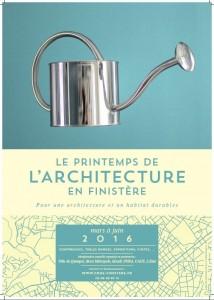 LE PRINTEMPS DE L'ARCHITECTURE AU JUCH LE VENDREDI 10 JUIN