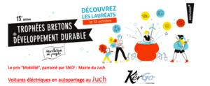 Trophées Bretons du  Développement Durable ADEME – Mobilité
